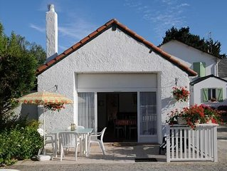 Cottage in the Regional Park of Briere. 10 minutes from beaches La Baule / ****