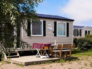 Camping Les Almadies**** - Mobil Home 3 Pieces 3 Adultes + 1 Enfant