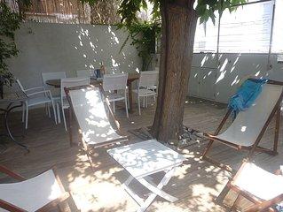 Au coeur de Calvi Maison de charme 150 m², Jardin 60 m², Mer à 100 mètres
