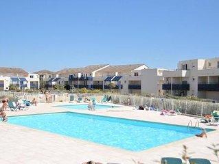 Appartement avec piscine à Lacanau Océan