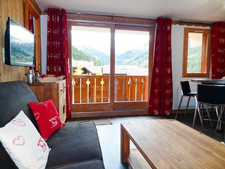 FULLY RENOVATED APARTMENT NICE VIEW ON MONT VALLON