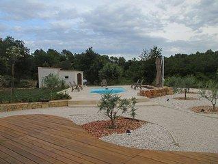 Maison en Provence Verte