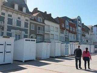 Maison d'architecte de vacances pour 6 personnes à Wimereux