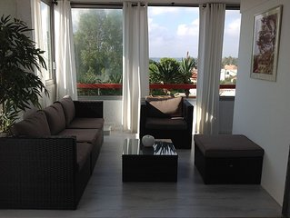 New South Canet apartment of 85 sqm completely renovated 150 m from the beach