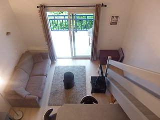 GUETHARY, Duplex 40m2 5 minutes walk from the center and beaches