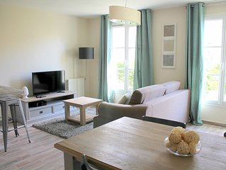 Appartement confortable 6pax Serris Val d'Europe Disneyland 10mn (DANUBE 1)