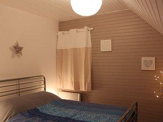 Appartement gîte *** à Besse, tout confort. Rando, pêche, ski...