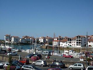Port Saint-Jean-de-Luz ideal a pied