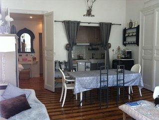 Location Appartement Bagneres de Luchon STANDING  CURE ET VACANCES T3 - 65 M2