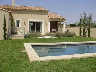 Le songe des lavandes, villa de vacances en Provence, acces PMR
