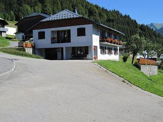 2 Rent Winter and Summer Lodging, vac. to the coast of Morzine-Avoriaz Arbroz 7