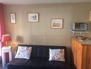 Appartement Calme et Confortable en RdC - 4/6 personnes à St LARY - Eté/Hiver