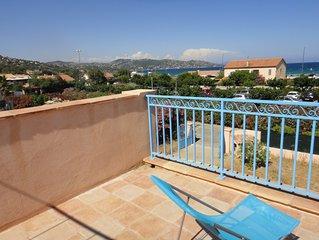 Superb villa 150 m from the Mediterranean in Sainte-Maxime.