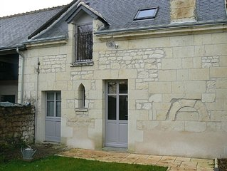 Charming cottage in Chinon - Touraine
