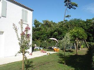 Ile d'Oleron (La Rémigeasse) - Villa à 100 mètres de la plage