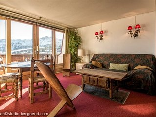 Apartment classified LABEL COURCHEVE LMONTAGNE CHARMING 4 STARS