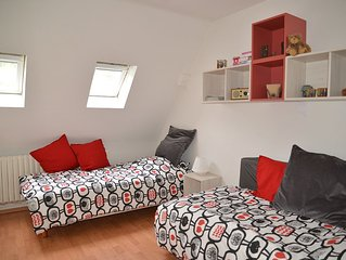 Apartment for 5 pers. with private parking in Kaysersberg