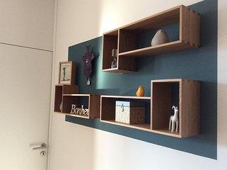 Avoriaz,Tres Beau 2 pieces Design Entierement Renove,  Skis aux Pieds