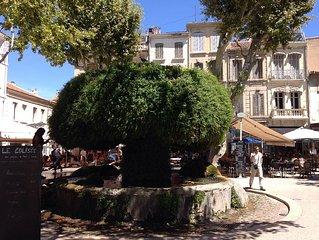 Maisonnette 65m2 + terrasse en centre ville de Salon-de Provence