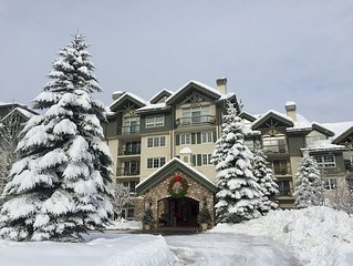 Completely Updated 2BDRM Ski-In/Ski-Out Gem.  Convenience and luxury combined!