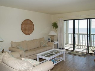 Enjoy great views from this Oceanfront Condo! Wonderful Amenities!