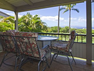 Lovely Ocean & Golf Course Views - Starting * $220.00/night - Wailea Ekolu #312