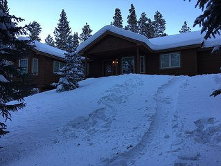 New Listing! Mountain House on Wooded Lot, Short Drive to Town