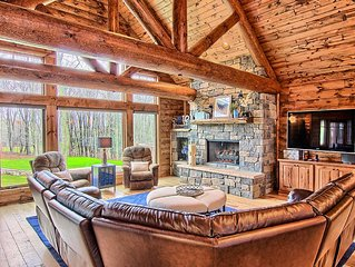 Magnificent 5BR Ski In/Ski Out Edelweiss Lodge in Exclusive Gated Community!