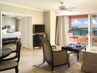 SPECIAL - $250/nite this week 6/1/19 Ritz  PENTHOUSE St Thomas 2-OCEAN FRONT