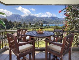Hanalei Bay Resort #*********: Newly Renovated with Great  Hanalei Bay Views!