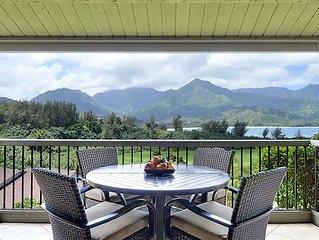 Hanalei Bay Resort #9323: 2 BR / 1 BA condo in Princeville, Sleeps 6