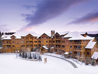MOUNTAIN THUNDER LODGE- Two Bedroom Condominium