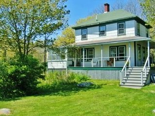 July 23-Aug 1 still available! Classic 4 BR cottage only steps from beach