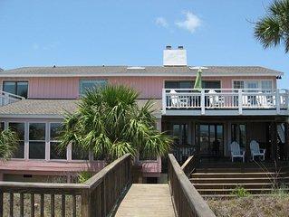 Ocean View/Center Island/Walk to Beach, Pools, Tennis