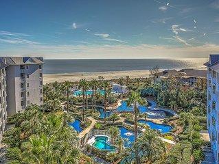 PENTHOUSE 5 at SeaCrest - Oceanfront 4 Bedrooms & Beautiful - Sleeps 10
