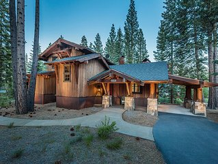 Exclusive Listing in Martis Camp - Walk to Family Barn - SKI FREE!!