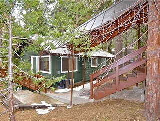 Bullwinkle's Place: 3 BR / 2 BA  in Shaver Lake, Sleeps 10