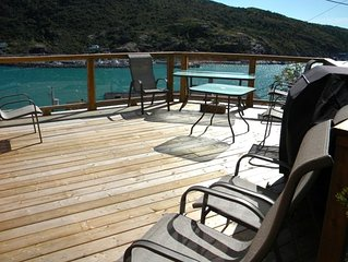 Fabulous Ocean and Harbor Views in the Heart of St. Johns