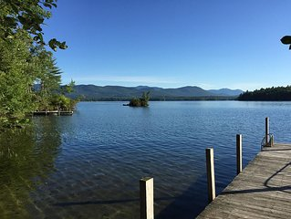 Enjoy Beautiful Squam Lake From This Charming Cabin , Setting For On Golden Pond