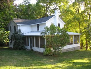 """Botsford Cottage: """"A Charming Lakeside Cottage"""""""