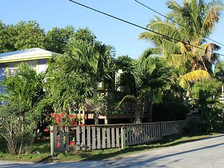 Charming Cottage in Great Guana Cay's Settlement! Short Walk to the Best Beach!