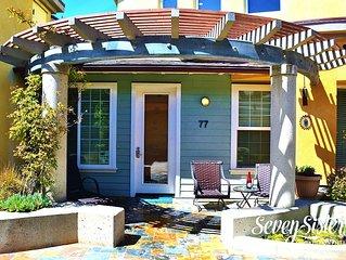 BEACH HAPPY in Courtyard at Avila ~ BEST Location Sleeps 9+Parking+Family Fav