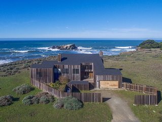 Berk: 3  BR, 2.5  BA House in The Sea Ranch, Sleeps 6