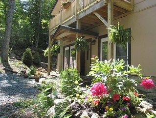 36-Bed Year-Round Resort House Ski-Hike-Bike-Climb-Golf-Tennis-Whitewater-Horses