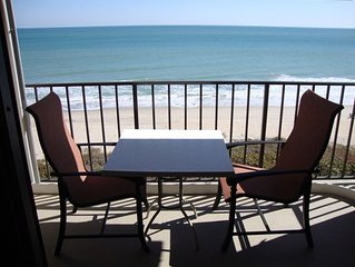 Beautifully Appointed 2BR/2BA Hutchinson Island Beachfront Condo!