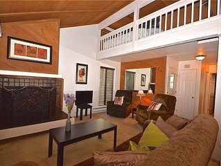 Shady Cove Condominium: 1 BR / 1 BA  in Shaver Lake, Sleeps 2