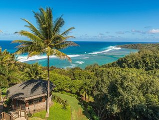 Kai Halulu: 3.5  BR, 3.5  BA House in Kilauea, Sleeps 7