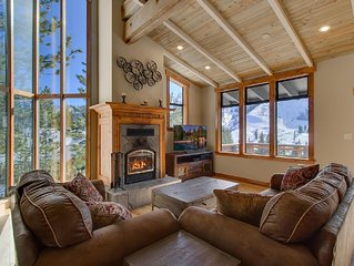 One of a kind Views of Squaw Valley From This Incredible Home Newly Remodelled