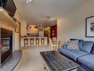2-Bedroom Condo in River Run, Scenic Views, Short Walk to Gondola