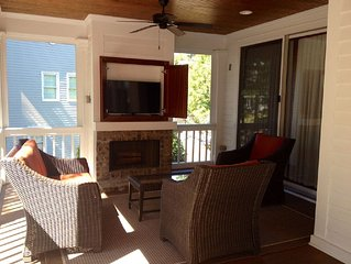 Quaint Reynolds Golf Cottage on Lake Oconee~Near Marina, Walking Trails